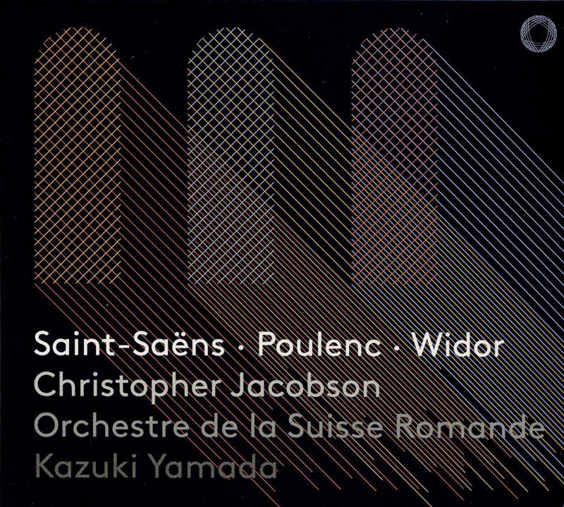 Review of SAINT-SAËNS; WIDOR Organ Symphonies (Jacobson)