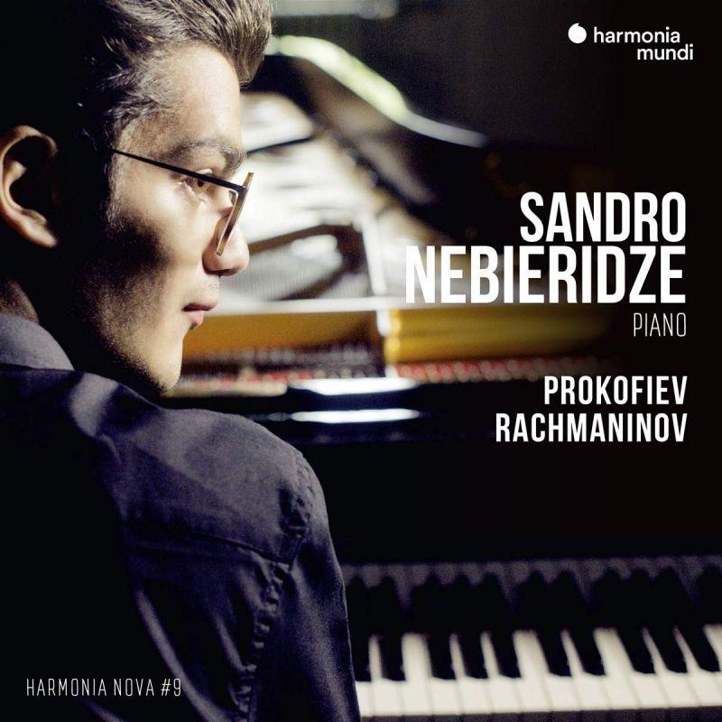 HMN916115. Sandro Nebieridze Plays Rachmaninov and Prokofiev