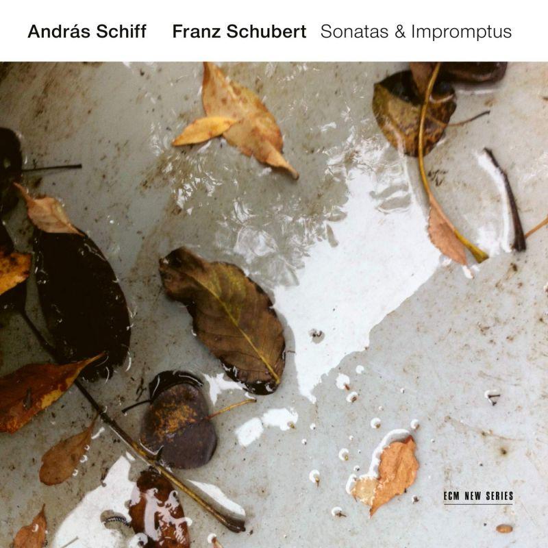481 7252. SCHUBERT Sonatas & Impromptus (Schiff)