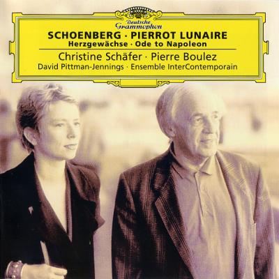 Schoenberg Pierrot Lunaire & Ode to Napoleon