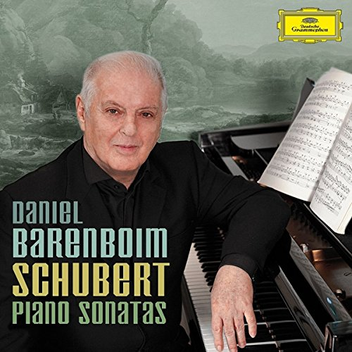 479 2783. SCHUBERT Piano Sonatas