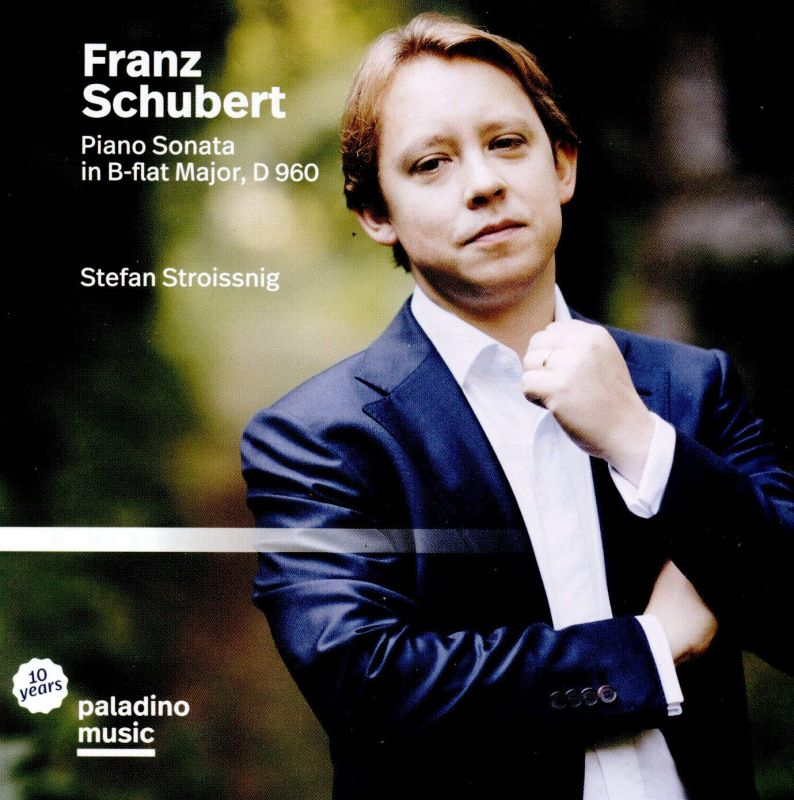 Review of SCHUBERT Piano Sonata (Stefan Stroissnig)