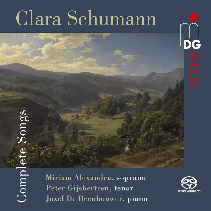 Review of C SCHUMANN Complete Songs