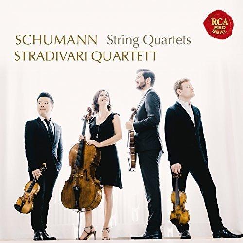 88985 492642. SCHUMANN String Quartets Op 41