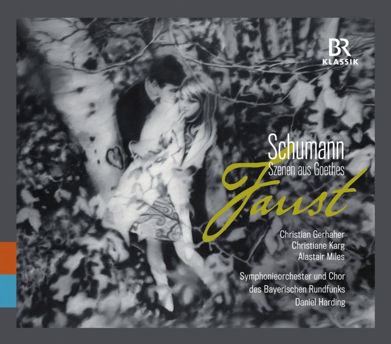 900122. SCHUMANN Scenes from Goethe's Faust