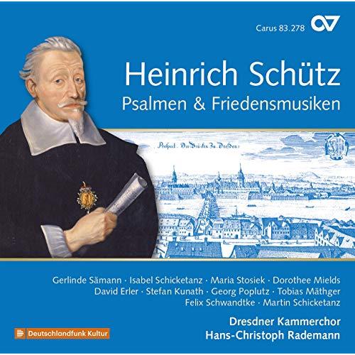 Review of SCHÜTZ Psalmen & Friedensmusiken