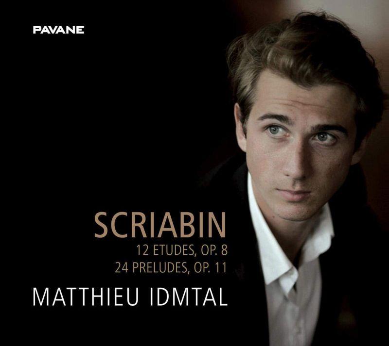 Review of SCRIABIN Preludes (Dmitri Alexeev; Matthieu Idmtal)