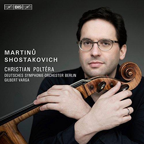 BIS2257. SHOSTAKOVICH; MARTINŮ Cello Concertos No 2