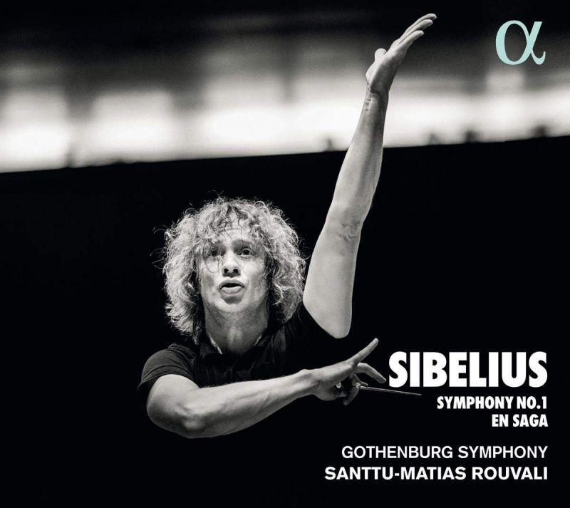 Review of SIBELIUS Symphony No 1. En saga (Rouvali)