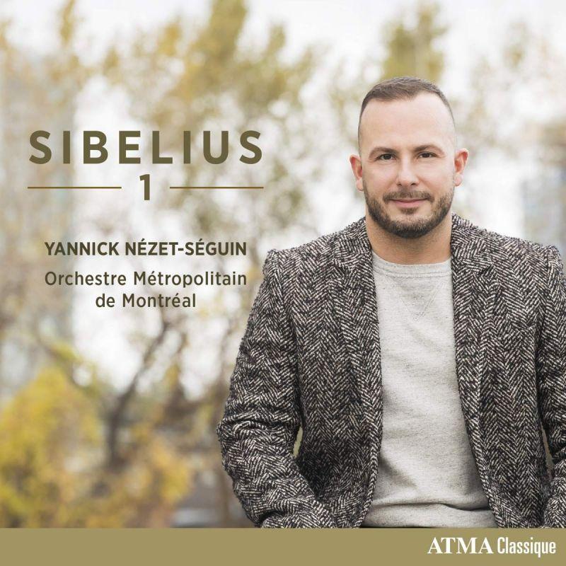 ACD24031. SIBELIUS Symphony No 1 (Nézet-Séguin)