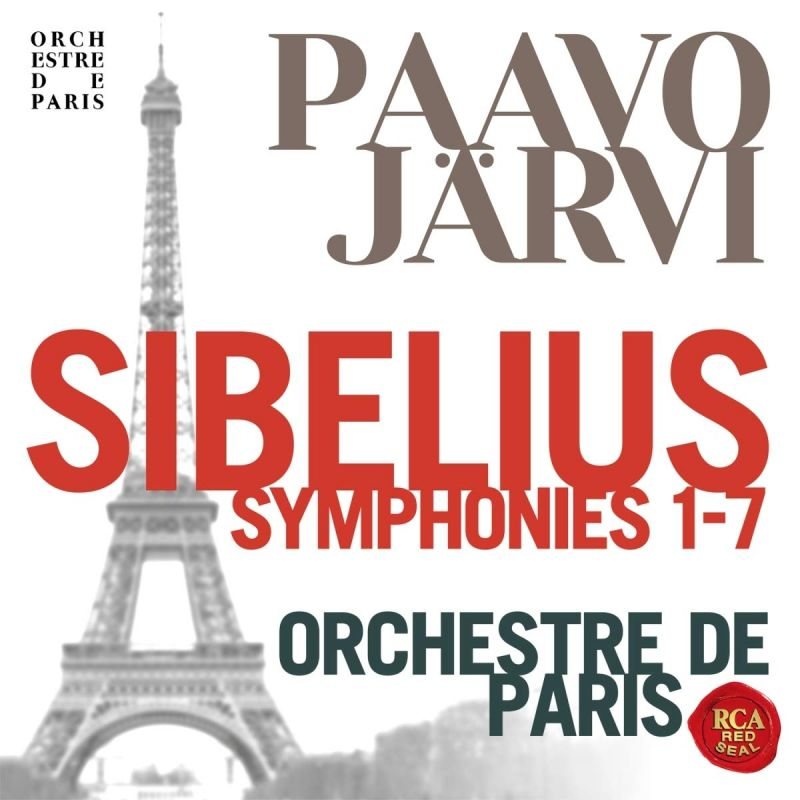 Review of SIBELIUS Complete Symphonies (Järvi)