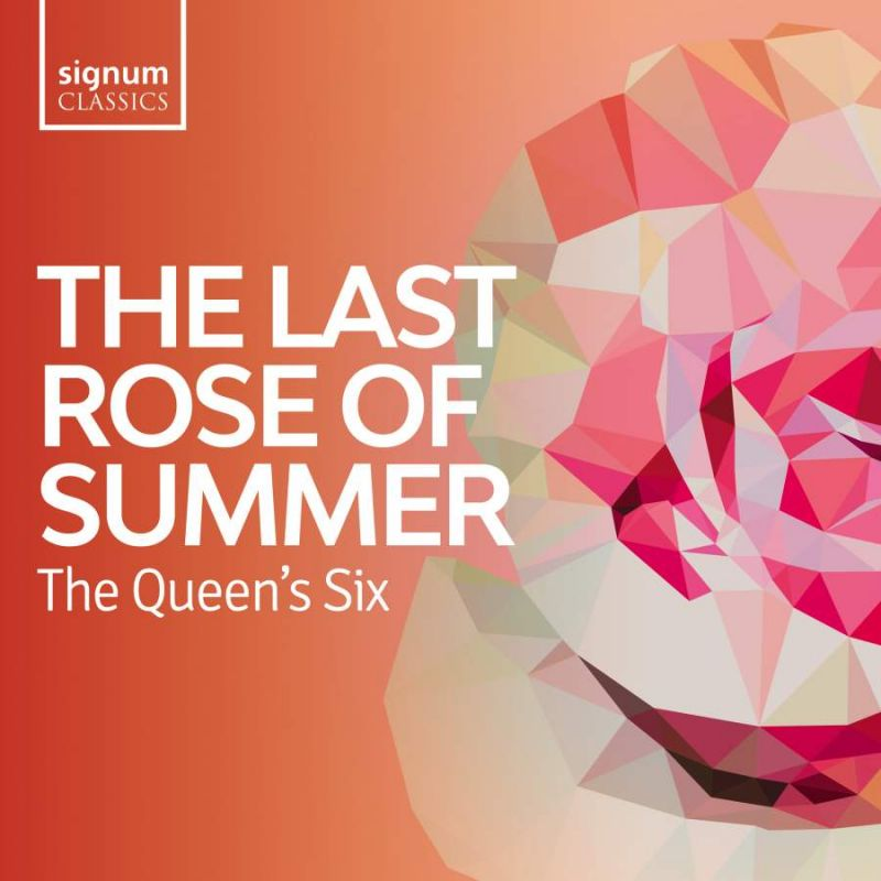 Review of The Last Rose of Summer: Folksongs from the British Isles (The Queen's Six)