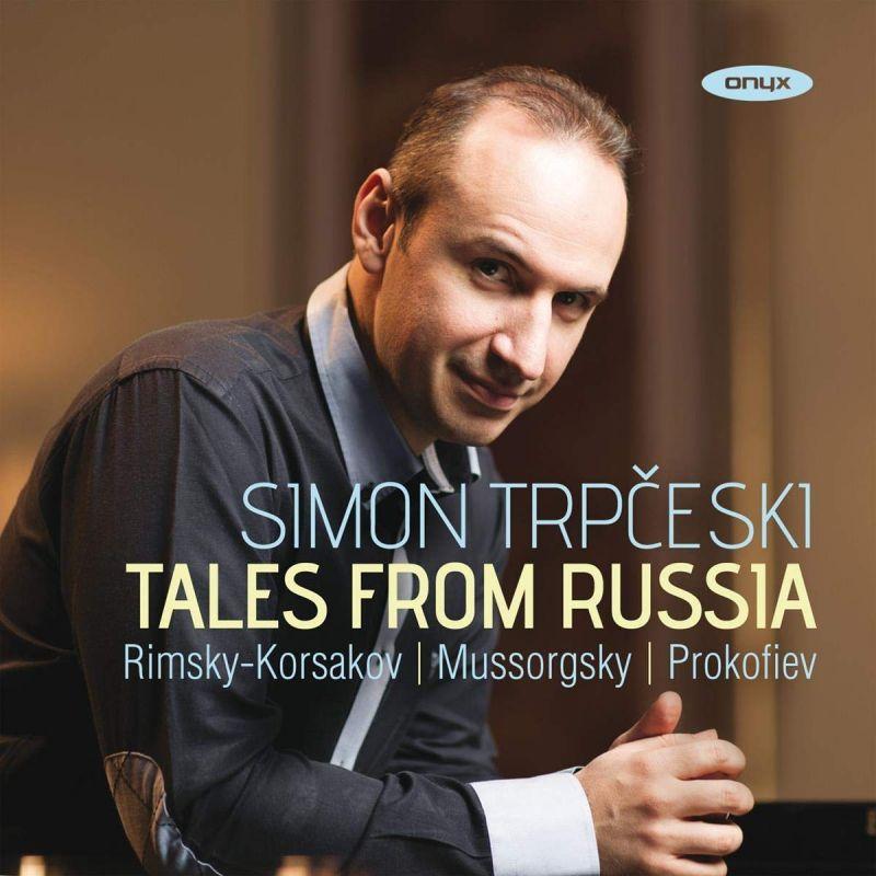 Review of Simon Trpceski: Tales from Russia