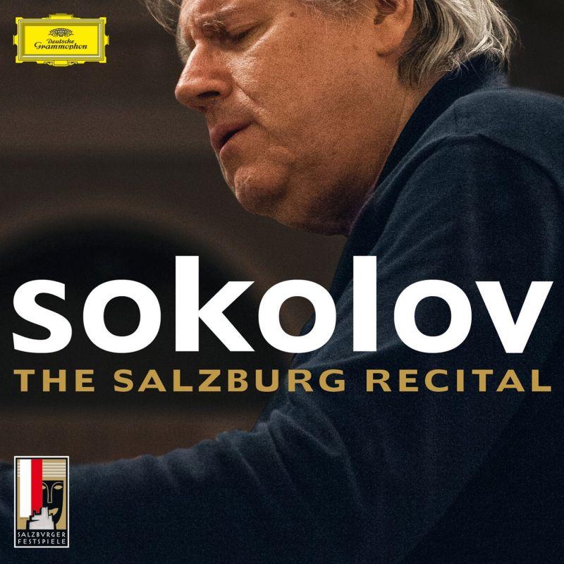 479 4342GH2. Grigory Sokolov: The Salzburg Recital