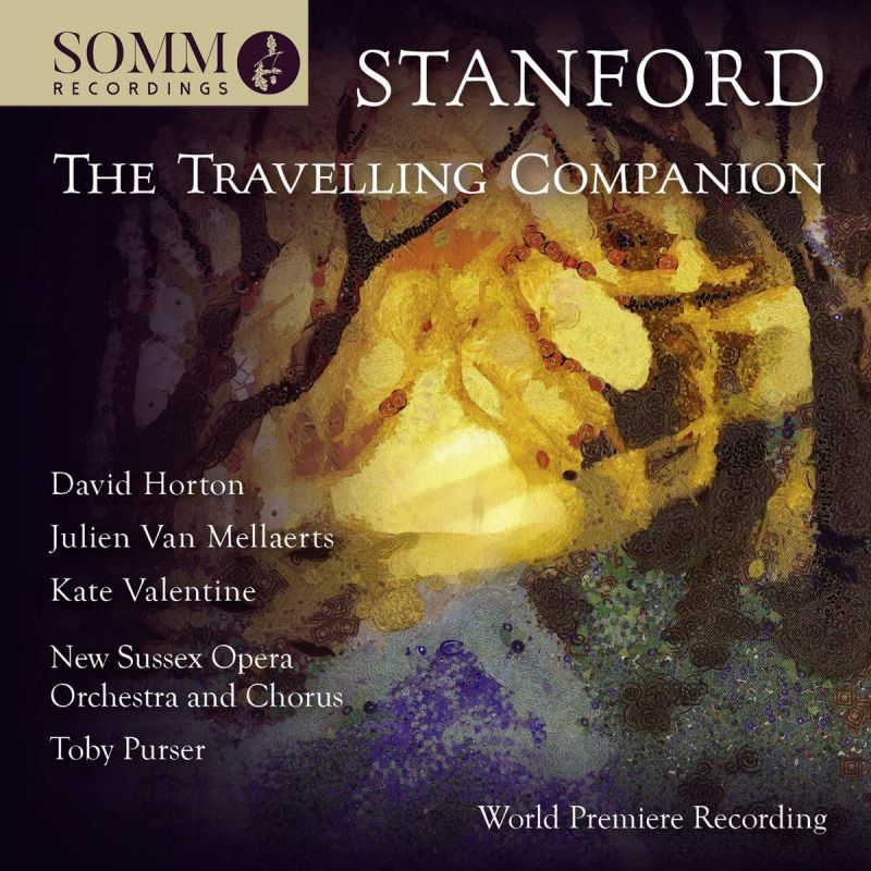 SOMMCD274-2. STANFORD The Travelling Companion (Purser)