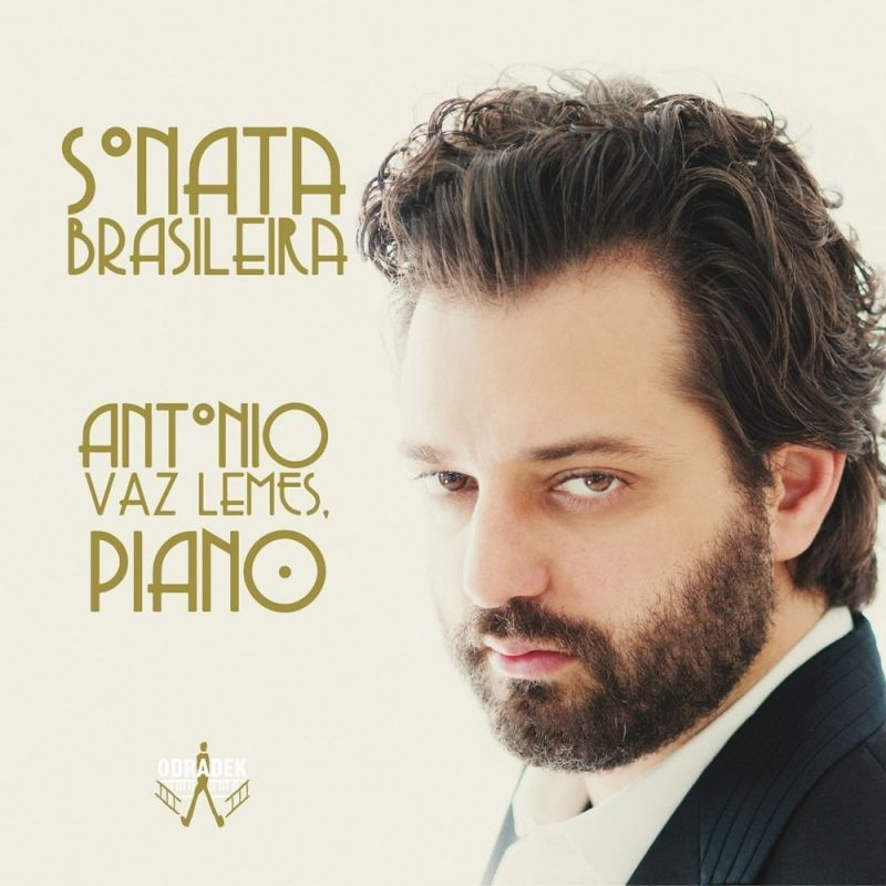 ODRCD332. Antonio Vaz Lemes: Sonata Brasileira