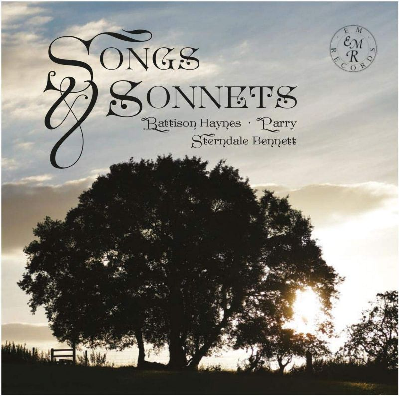 Review of Songs & Sonnets - Songs In English and German from the Reign of Queen Victoria
