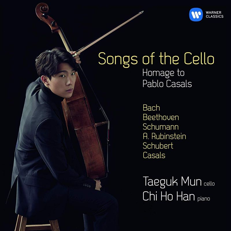 9029 56331-3. Taeguk Mun: Songs of the Cello - Homage to Pablo Casals
