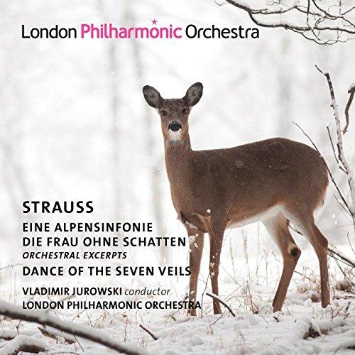 LPO0106. STRAUSS Eine Alpensinfonie (Jurowski)