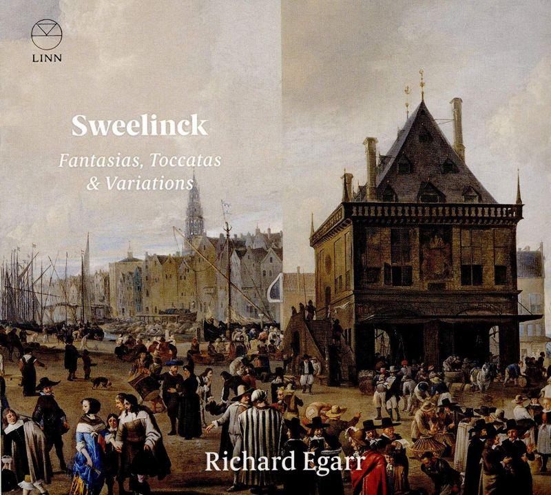 Review of SWEELINCK Fantasias, Toccatas & Variations (Richard Egarr)
