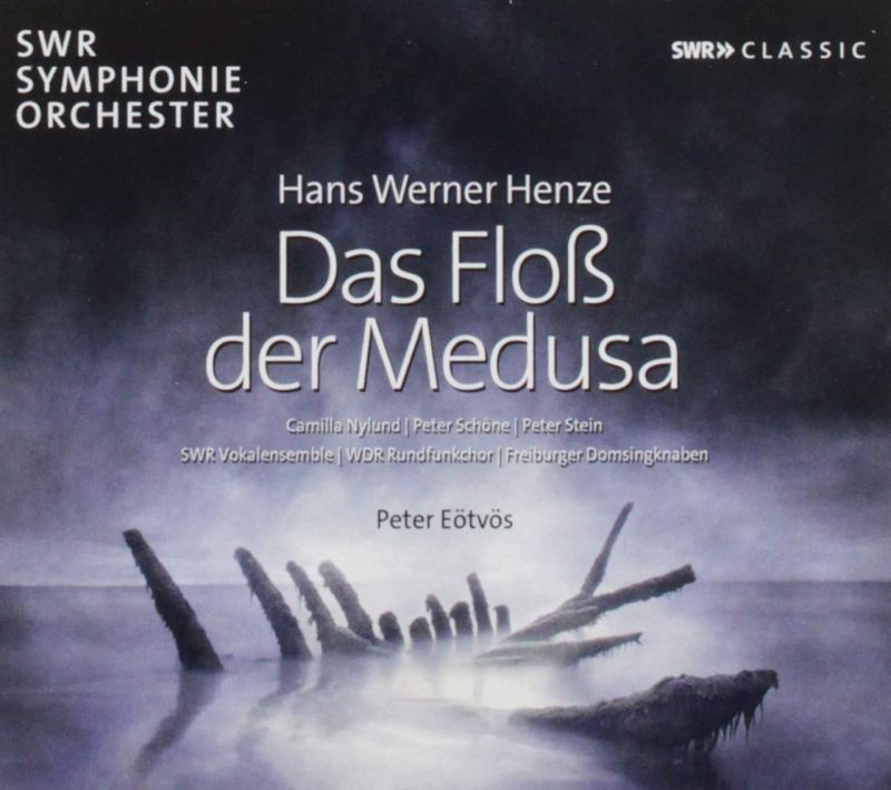 Review of HENZE Das Floß der Medusa (The Raft of the Medusa)