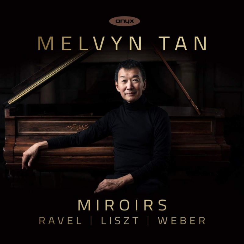 Review of Melvyn Tan: Miroirs