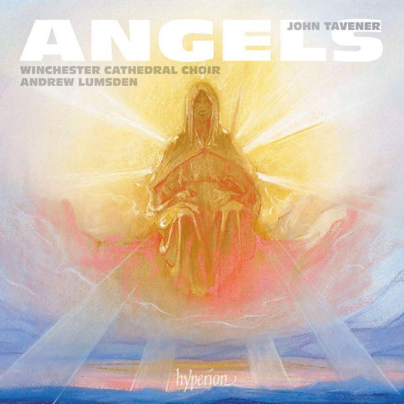 CDA68255. TAVENER Angels (Lumsden)