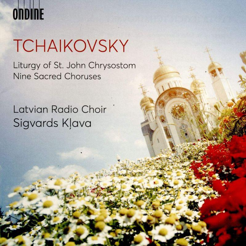 Review of TCHAIKOVSKY Liturgy of St John Chrysostom. 9 Sacred Choruses