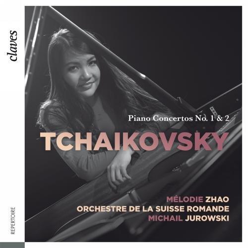 50-1603. TCHAIKOVSKY Piano Concertos Nos 1 & 2