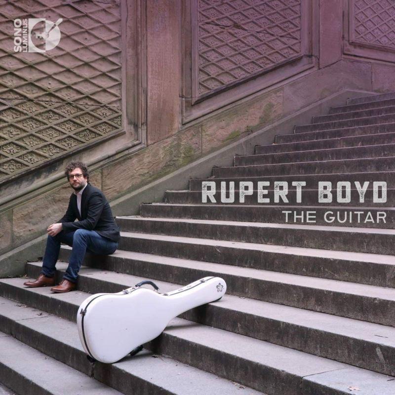Review of Rupert Boyd: The Guitar