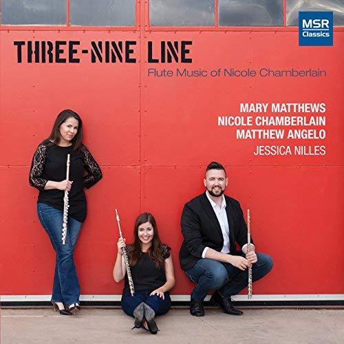 MS1671. CHAMBERLAIN Three-Nine Line