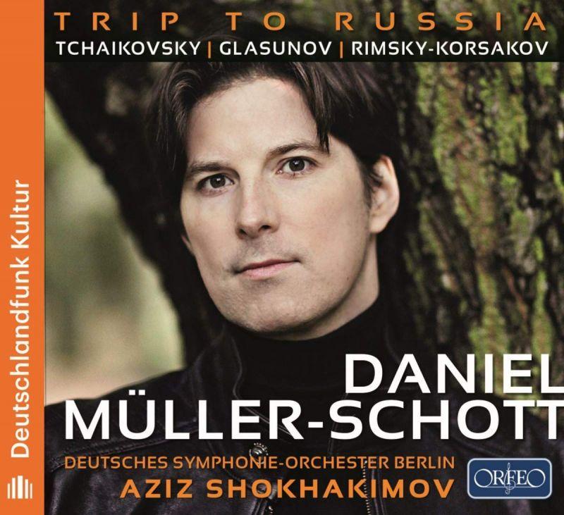 Review of Daniel Müller-Schott: Trip to Russia