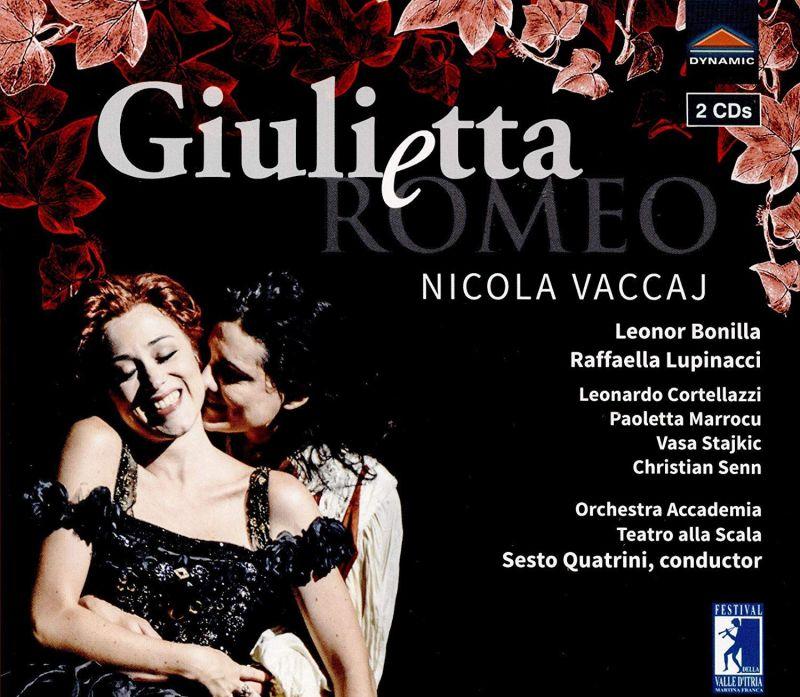 Review of VACCAJ Giulietta e Romeo