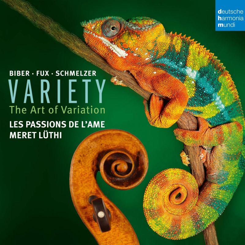 1975979572. Variety: The Art of Variation