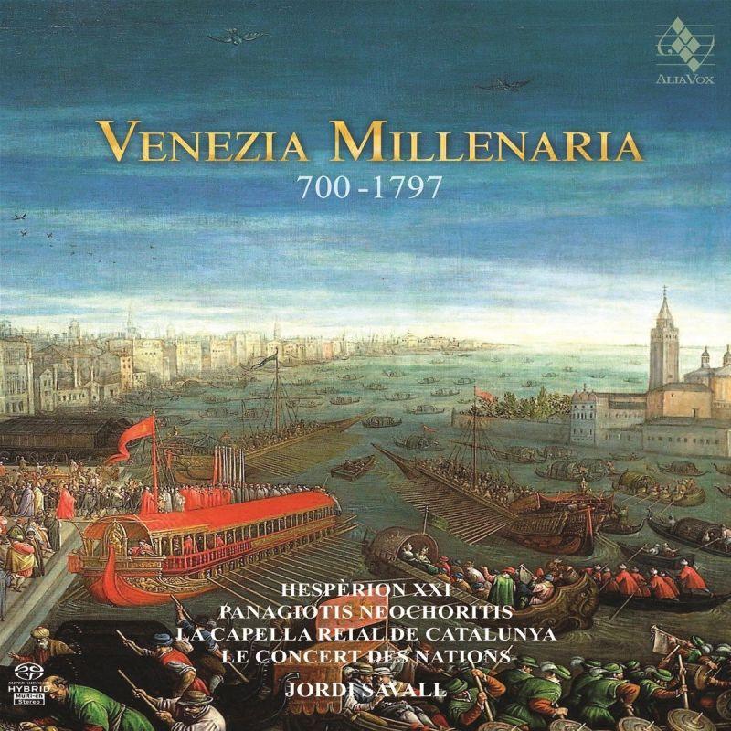 AVSA9925. Venezia Millenaria