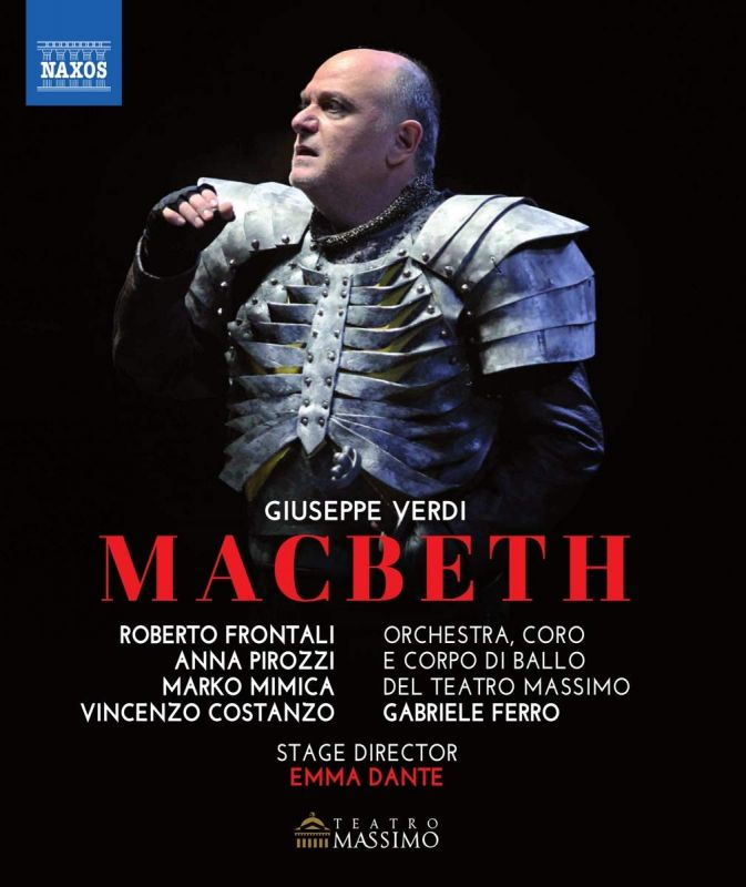 NBD0077V. VERDI Macbeth (Ferro)