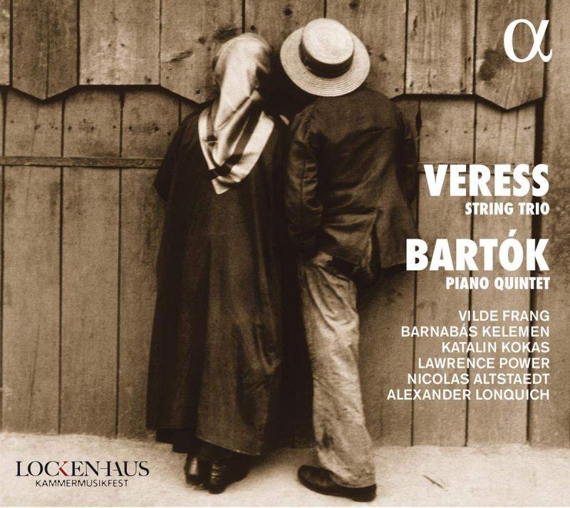 Review of BARTÓK Piano Quintet VERESS String Trio