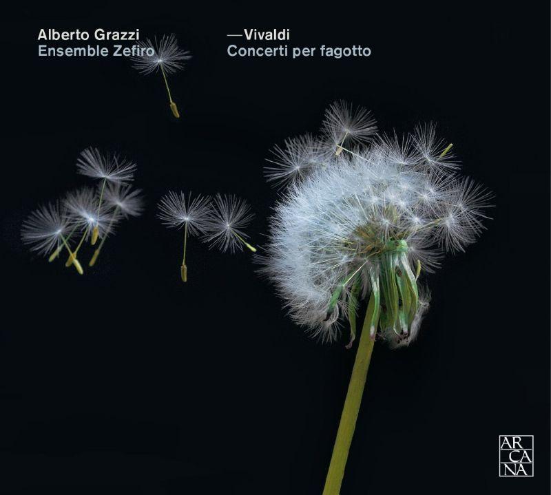A365. VIVALDI Bassoon Concertos. Alberto Grazzi