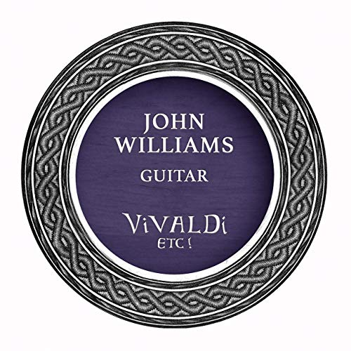 Review of John Williams: Vivaldi etc