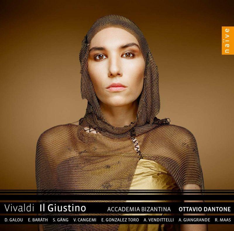 Review of VIVALDI Il Giustino (Dantone)