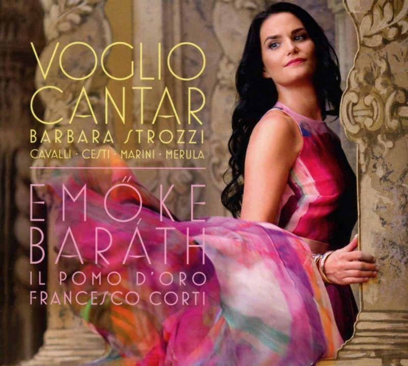 Review of Emőke Baráth: Voglio cantar