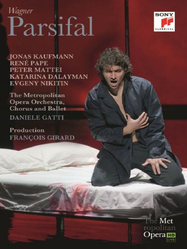 888837 25589 WAGNER Parsifal