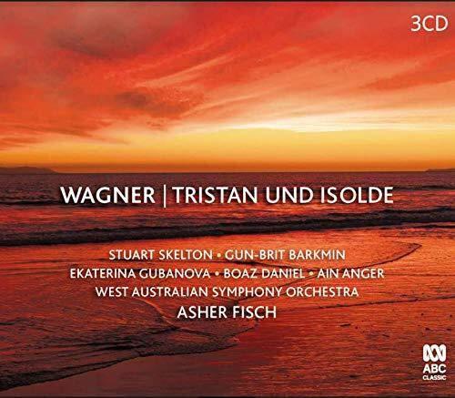 ABC481 8518. WAGNER Tristan und Isolde (Fisch)