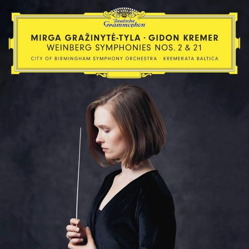 Review of WEINBERG Symphonies – Nos 2 & 21, Kaddish (Gražinytė-Tyla)