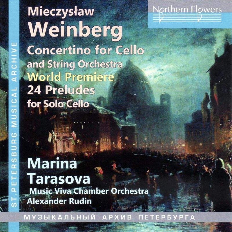 Review of WEINBERG Symphony No 13. Concertino