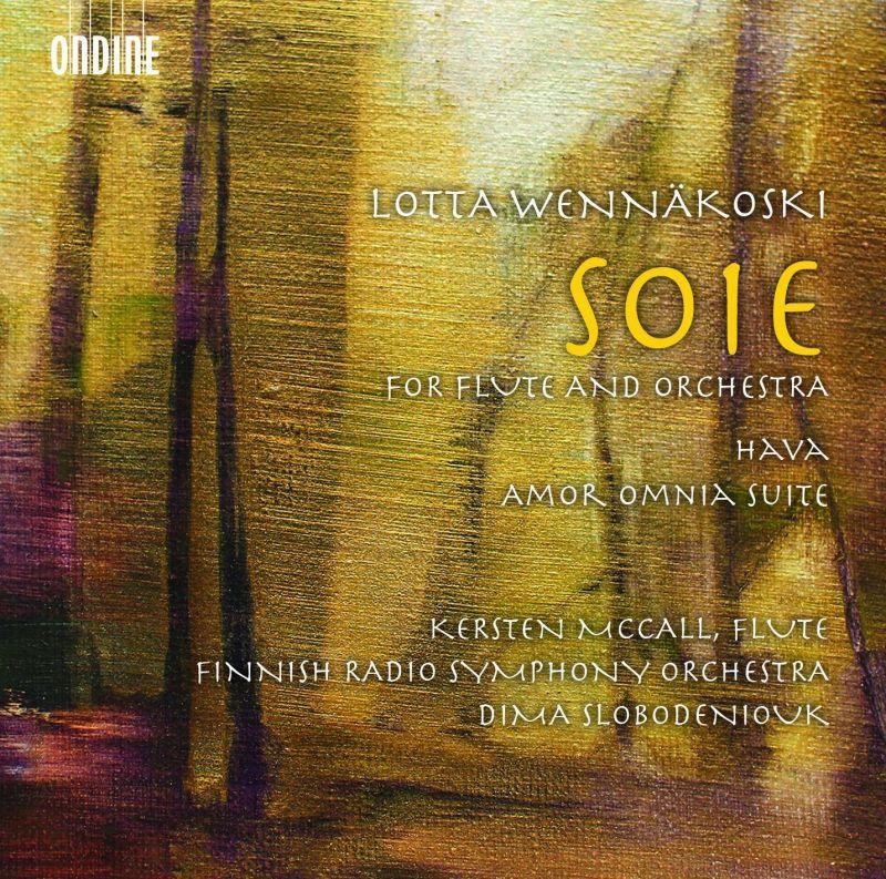 ODE1259-2. WENNÄKOSKI Soie. Hava. Amor Omnia Suite