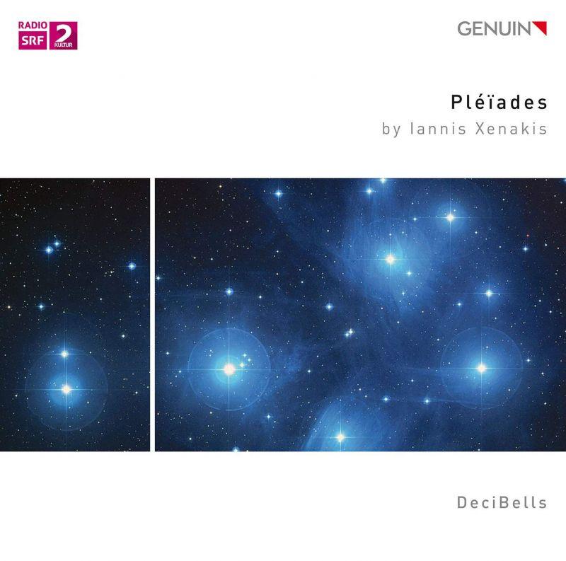 Review of XENAKIS Pléïades (DeciBells)