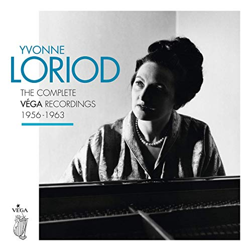 Review of LORIOD The Complete Véga Recordings 1956-1963