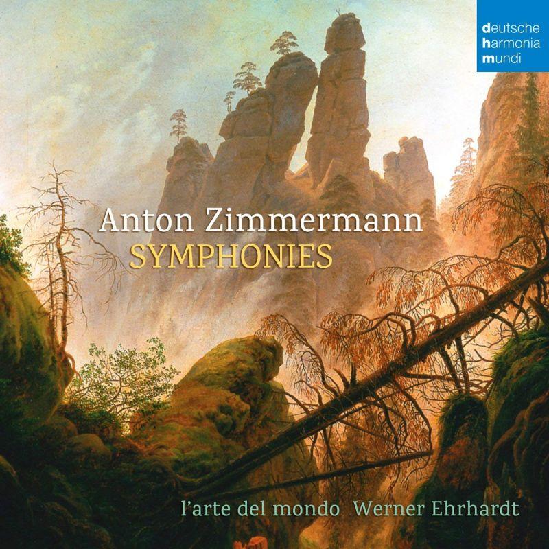 Review of A ZIMMERMANN Symphonies (Ehrhardt)