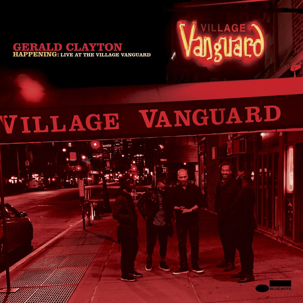 Review of Gerald Clayton: Happening: Live At The Village Vanguard